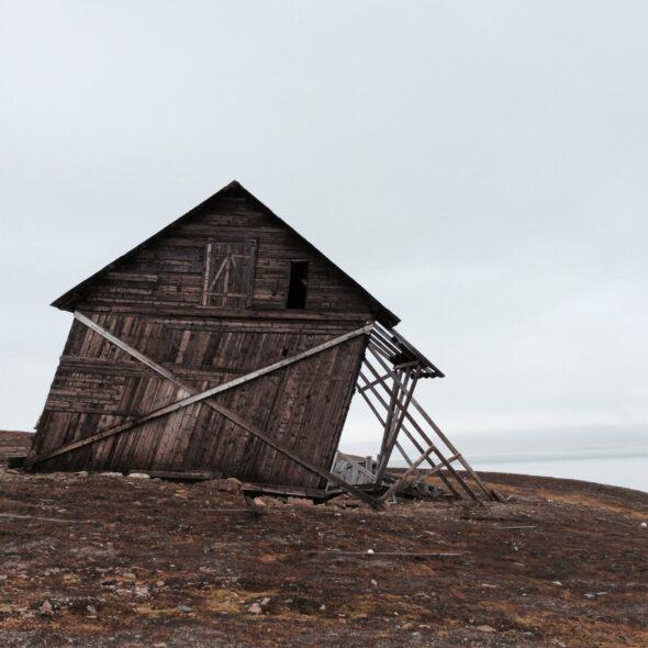 Det lutande huset