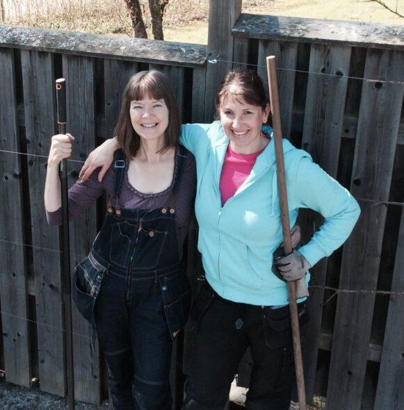 Annika och jag
